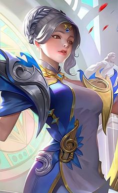 Bruno Mobile Legends, Miya Mobile Legends, Mobile Legend Wallpaper, Hero Wallpaper, Mobiles, Manga Anime, Anime Art, Legend Games, The Legend Of Heroes