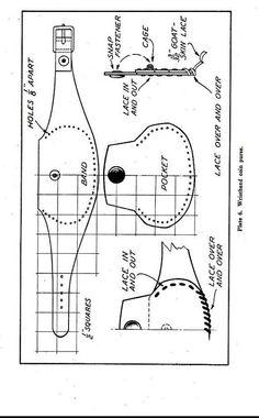 apprendre a coudre le cuir a la main patrons de sacs pinterest le cuir sac cuir et cuir. Black Bedroom Furniture Sets. Home Design Ideas
