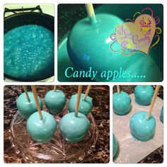 Candy apples #chocolateapples #candybyluci #pink #chocolate #americolor #merckens #apples #partyfavors #ilovecandybyluci #@candybyluci #candyapples  Www.ilovecandybyluci.blogspot.com