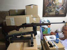Rifle krico 270 win   |    Vendo rifle de cerrojo krico cal 270 win con bases warne.rifle con 2 meses.rosca homologada   |  https://www.anunciocaza.com/ad/rifle-krico-270-win/