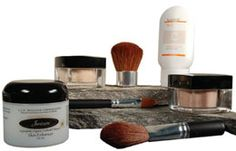 Youngevity Mineral Makeup 100% pure minerals