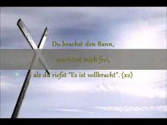 Hier am Kreuz - At the cross Hillsong in German (Deutsch)