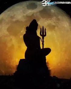 Lord Shiva Pics, Lord Shiva Statue, Good Morning Beautiful Images, Beautiful Dark Art, Holi Images, My Images, Painting Videos, Painting Art, Lord Shiva Mantra