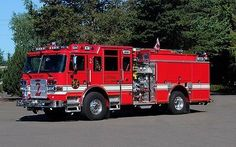 ◆Portland, OR FD Engine 2 Pierce Pumper◆