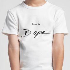 love is - Kid's  Crew - Designed by darlingnicki_69