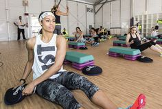 Skylar Diggins Killer Workouts, Toning Workouts, Easy Workouts, Lose Fat Workout, Belly Fat Workout, Love Handle Workout, Gym Tips, Gym Routine, Strength Workout