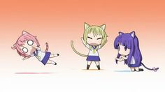 Yuyushiki Special 2 It's a love tail..haha