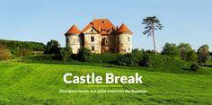 A fost lansată Castle Break, prima iniţiativă de redescoperire a castelelor şi a conacelor mai puţin cunoscute din România prin turism cultural. Castle Break, Romania, Mansions, House Styles, Mai, Home Decor, Decoration Home, Room Decor, Fancy Houses