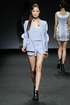 2015 S/S Seoul 서울 패션위크 Kwak Hyunjoo Collection