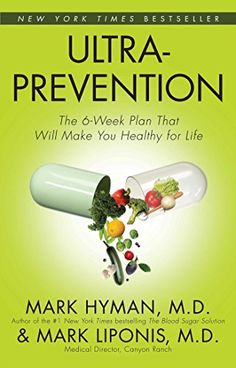 Can't WAIT to read this book about Functional Medicine!!  Ultraprevention by Mark Hyman http://smile.amazon.com/dp/0743448839/ref=cm_sw_r_pi_dp_Pg9nvb0421CN1