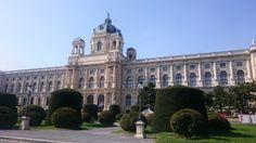 Museum Vienna, Four Square, Louvre, Museum, Building, Places, Travel, Voyage, Buildings