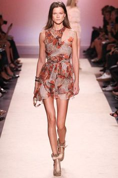 Isabel Marant SS 2014. Paris Fashion Week