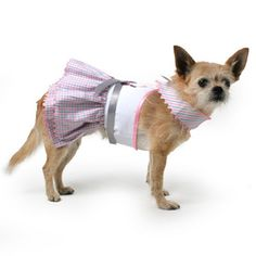 Miss Piggy Dog Dress