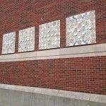 Mandala Mosaic Installed at Bay View Middle & High School