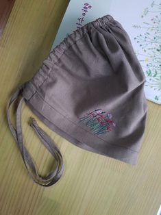 Turban, Drawstring Backpack, Mental Health, Beanie, Mindfulness, Stitch, Sewing, Hats, Accessories