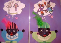 WAT DENKT PIET??? Saint Nicholas, December, Children, School, Crafting, Teacher, Winter, Carnival, Projects To Try