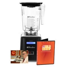 Tom Dickson Extreme Blender - $1034.95   You've seen him on TV and the Internet—that guy who sticks crazy things in his blender. He's Tom Dickson, CEO and founder of Blendtec®. Now you can own a very special Tom Dickson Extreme™ blender with more power than any other blender for home use. The Tom Dickson Extreme™ is a monster of a machine with enough power to blend everything from frozen fruit to nuts to grains—and even rake handles. But don't try that at home.