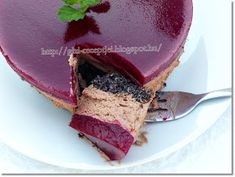 Baking Recipes, Cake Recipes, Mousse, Cheesecake, Clean Eating, Food And Drink, Sweets, Snacks, Cooking