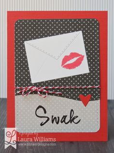 Lil' Inker Designs- Smooches Stamps