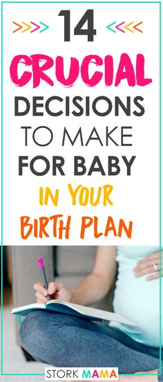Did you know there are 14 decisions you will need to make for your newborn within the first day of birth? Theses choice can be totally life changing. That's a lots of responsibility for a new mom. The best way to make these decision is to know your options. That way you can make an informed choice that's tight for your baby and your family. 14 Important Decisions to Make for Baby Before Birth – Stork Mama.
