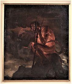 Italian Master 19th century, Beelzebub