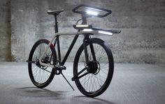 La bicicleta del futuro… más próximo.
