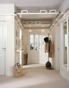 1000 images about home organizing flur garderobe on pinterest basteln ikea hacks and. Black Bedroom Furniture Sets. Home Design Ideas
