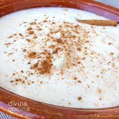 Arroz con leche al estilo asturiano < Divina Cocina