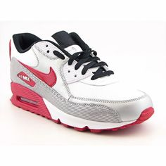 $92.99-$110.00 NIKE TRAINERS LADY AIR MAX 90 PREMIUM LE LEATHER WHITE Sz 11,5 US -  http://www.amazon.com/dp/B004PIZT6I/?tag=icypnt-20
