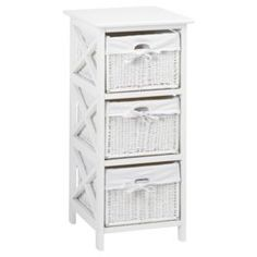 Solve storage issues with great quality drawers for your home. A wide selection of chest of drawers at great prices available in-store and online. Loft Bathroom, Bedroom Loft, Girls Bedroom, Shop Storage, Cottage Homes, White Decor, Chest Of Drawers, Filing Cabinet, Solid Wood