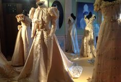 Gowns from 1910-1915 are part of the fifty-thousand strong collection that forms the Alexandre Vassiliev Foundation.