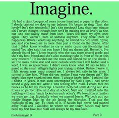 Niall imagine part 9