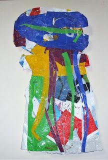 my artwork - aqua vitae: 28Dec15 Doll from fused plastic [2009]