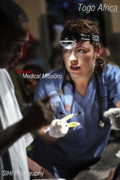 Togo Medical Team member Karen Denise (Blackwell) https://www.facebook.com/karen.blackwell?pnref=about.overview.rel .