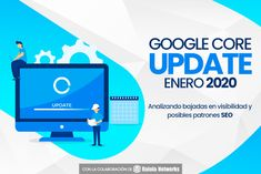Google Core Update enero 2020 - analizando patrones SEO | B30 Google, Seo, Core, Internet, Marketing, Meaning Of Flowers, Meanings Of Names, Drawing Conclusions, Flower Names