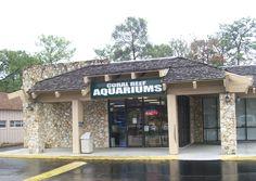 store front Aquarium Store, Reef Aquarium, Outdoor Decor, Home Decor, Aquarium Shop, Decoration Home, Room Decor, Home Interior Design, Home Decoration