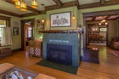 1909 Craftsman – Spokane, WA – $475,000. Historic 3 story south hill craftsman on 1/3 of an acre. Second floor master with its own new luxurious bath suite. Main floor formal living, dining, and sun porch. Original Carriage House. Expansive deck overlooking lush landscaped yard. 5+ bed 2.25 bath. Parlor could be a main floor bedroom.