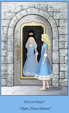 The Mystic Heroine Collection includes Award-Winning Adventure/Fantasy Books, Designer T-shirts, and Art with striking imagery reminiscent of the Pre-Raphaelites and Botticelli. Spider Queen, Fantasy Books, Book Series, Mystic, Disney Characters, Fictional Characters, Aurora Sleeping Beauty, Adventure, Disney Princess