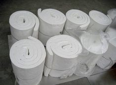 Refractory fiber materials are mainly made of ceramic fibre, which can be classified into monocrystalline and docrystalline. And the maximum service temperature of different #refractory ceramic fibers varies in different atmosphere. Email Us: sales@refractoriesmaterials.com Ceramic Fiber Blanket, Insulation Materials, Blankets For Sale, Fibre Material, Thermal Insulation, Cement, Candles, Ceramics, Ceramica