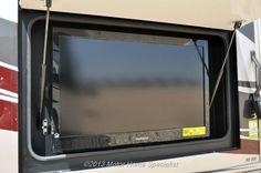 Outdoor TV!