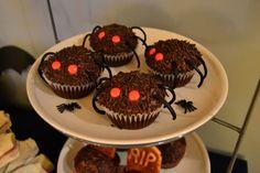 Ragno cupcake