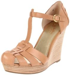 Amazon.com: Seychelles Women's Good Intentions T-Strap Wedge: Shoes