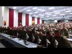 "American marines singing ""Days of Elijah"" (Lirycs) - YouTube Album Songs, Music Songs, Music Videos, Camp Songs, Worship Songs, Praise And Worship, Us Marines, Christian Songs, American Soldiers"