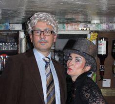 Rob & Sarah - Rocky Horror Party Halloween 2010