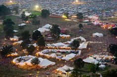 99 days til Bonnaroo! Is the Farm it's own planet, it's own state of mind, or _____?