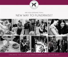 Diana Ferrari Fashionable Fundraiser