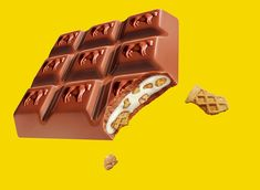 "Illustrations for "" Para Crunch "" choccolate bars packs.   Client: Strauss Group.  Design : Shani Rosemberg , Studio Merchav."