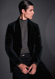 Dapper English Gentleman Editorials : Vogue China August 2012