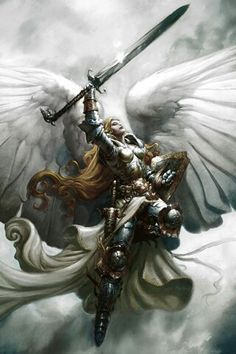 "In Norse mythology, a valkyrie (from Old Norse valkyrja ""chooser of the slain"") is one of a host of female figures who decide which soldiers die in battle and which live. Selecting among half of those who die in battle (the other half go to the goddess Freyja's afterlife field Fólkvangr), the valkyries bring their chosen to the afterlife hall of the slain, Valhalla, ruled over by the god Odin."
