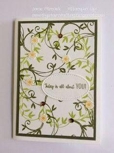 La magie des étampes - Cartes - Estampage - Scrapbooking - produits Stampin'Up